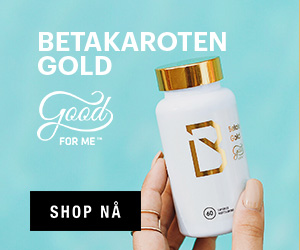 Betakaroten Gold fra Good For Me